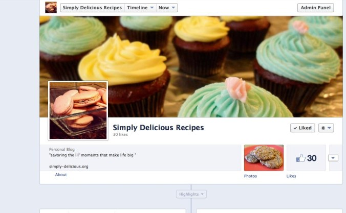 Simply Delicious Recipes