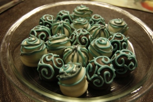 Hershey's Chocolate Cakeballs