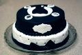 little black dress cake