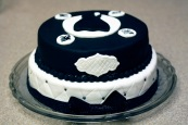 little black dress cake